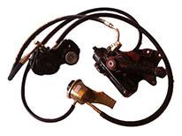改装进口庆铃100P 600P液压方向机总成原厂左胎 左