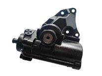 重汽王牌ZY大角度专用95缸经 加大加长缸经方向机和加长垂臂